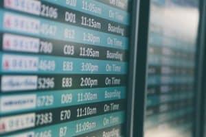 Airplane Schedule