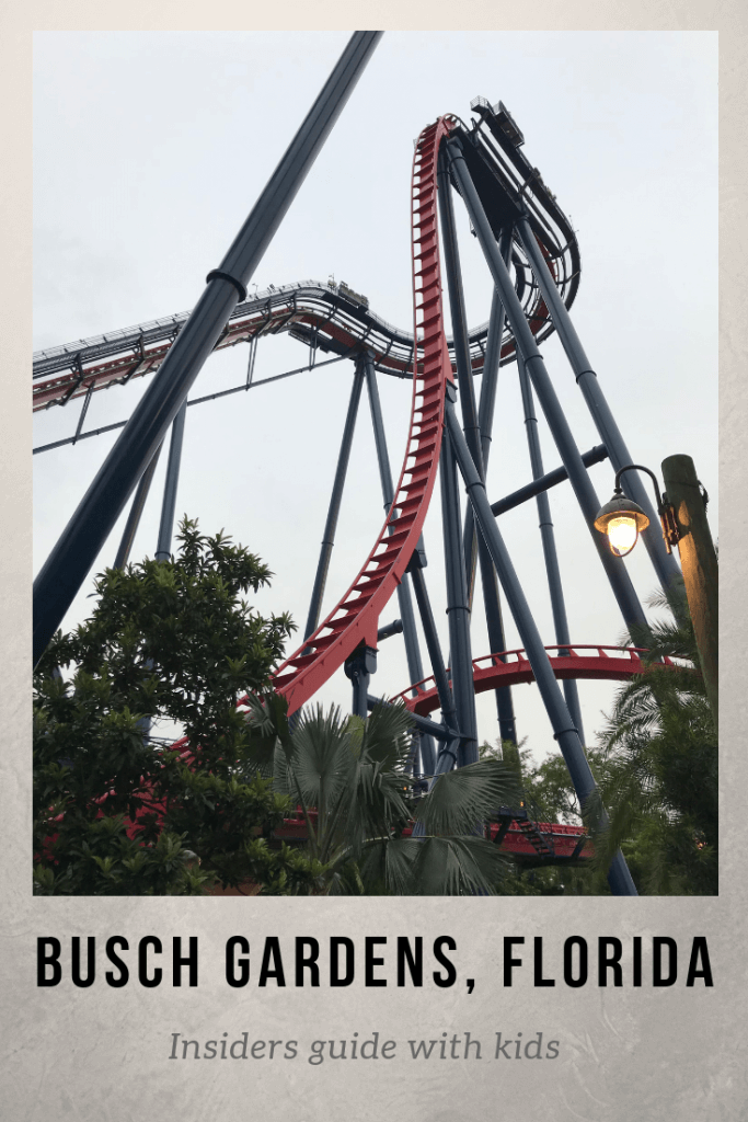 Insiders Guide to Busch Gardens Florida