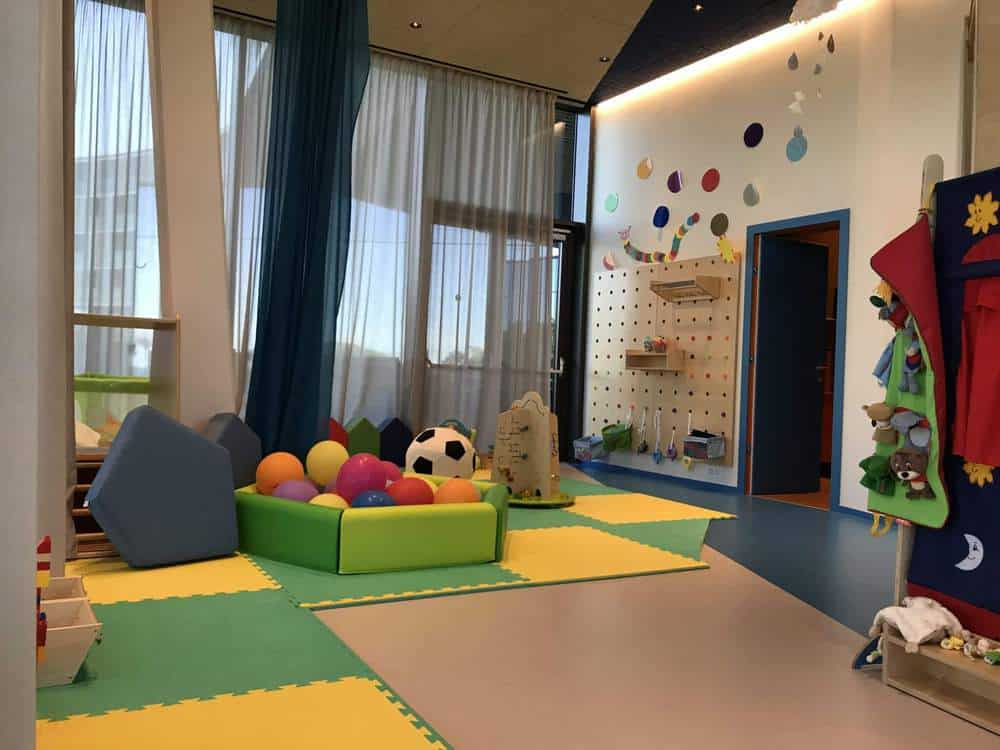 Baby and Toddler club at Family Hotel Amarin in Croatia