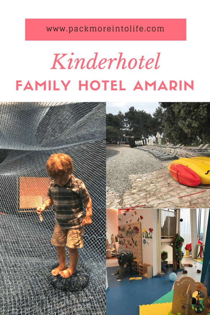 Kinderhotel Family Amarin Hotel, Rovinj, Croatia