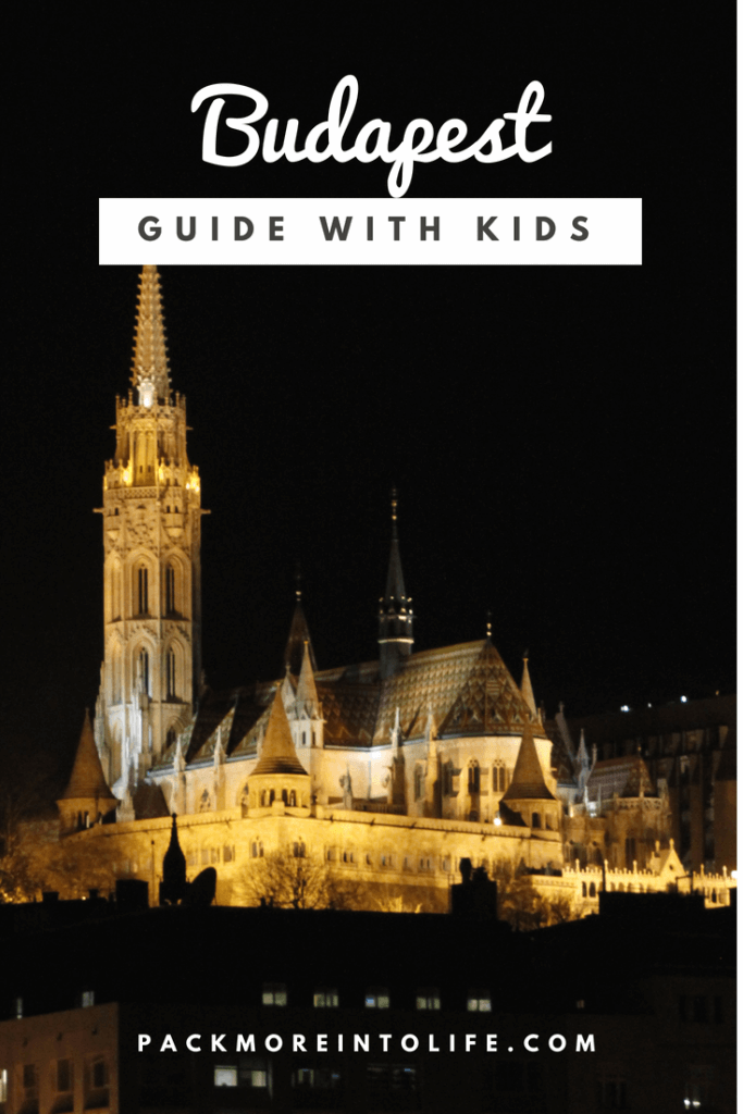 Top Things to Do in Budapest with Kids