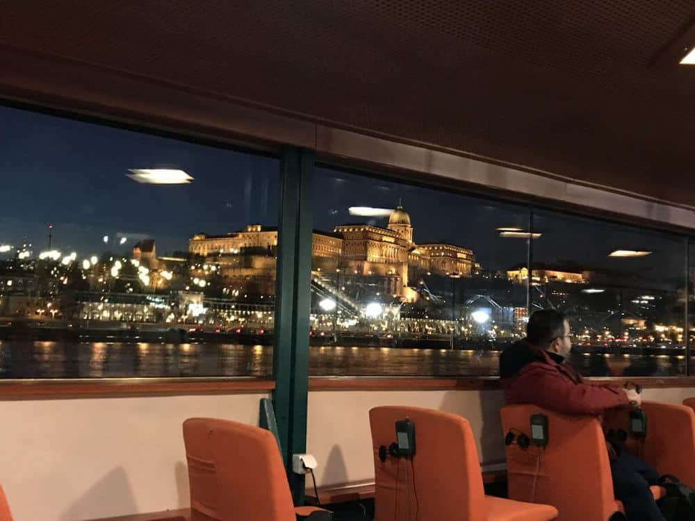 Legenda River Cruise in Budapest, Hungary