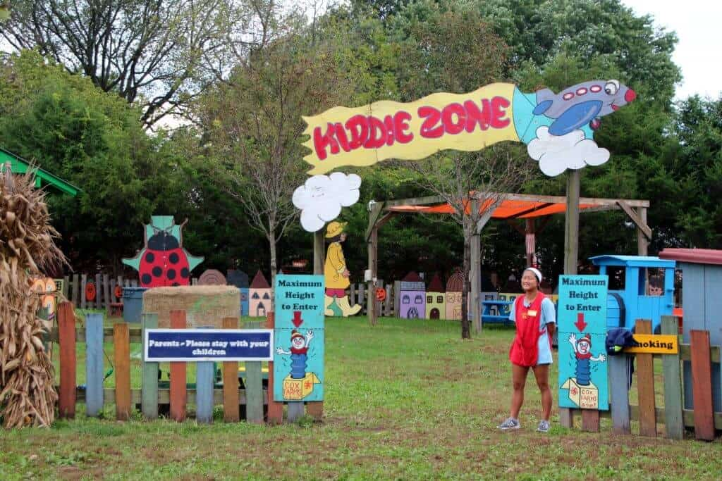 Cox Farms Kiddie Zone