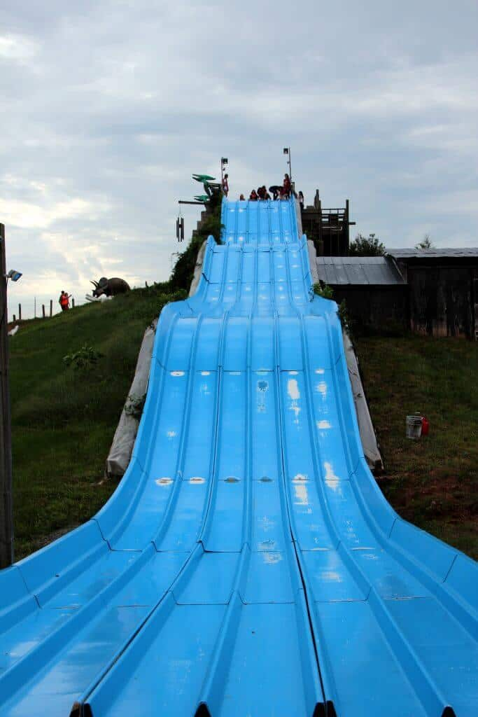 Cox Farms Slides