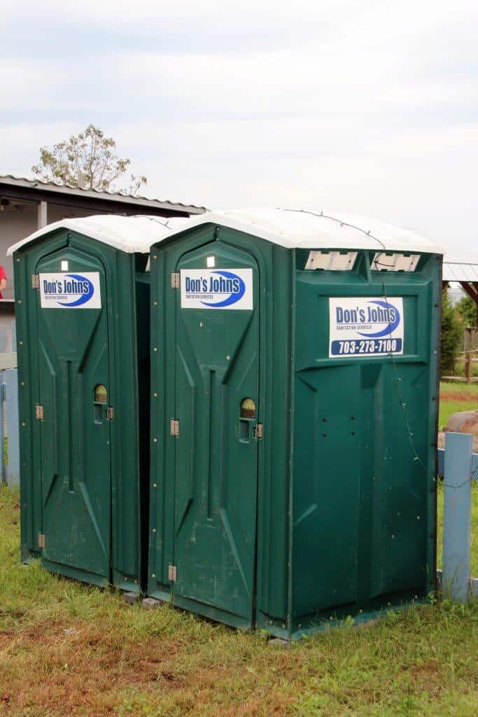 Cox Farms Bathrooms