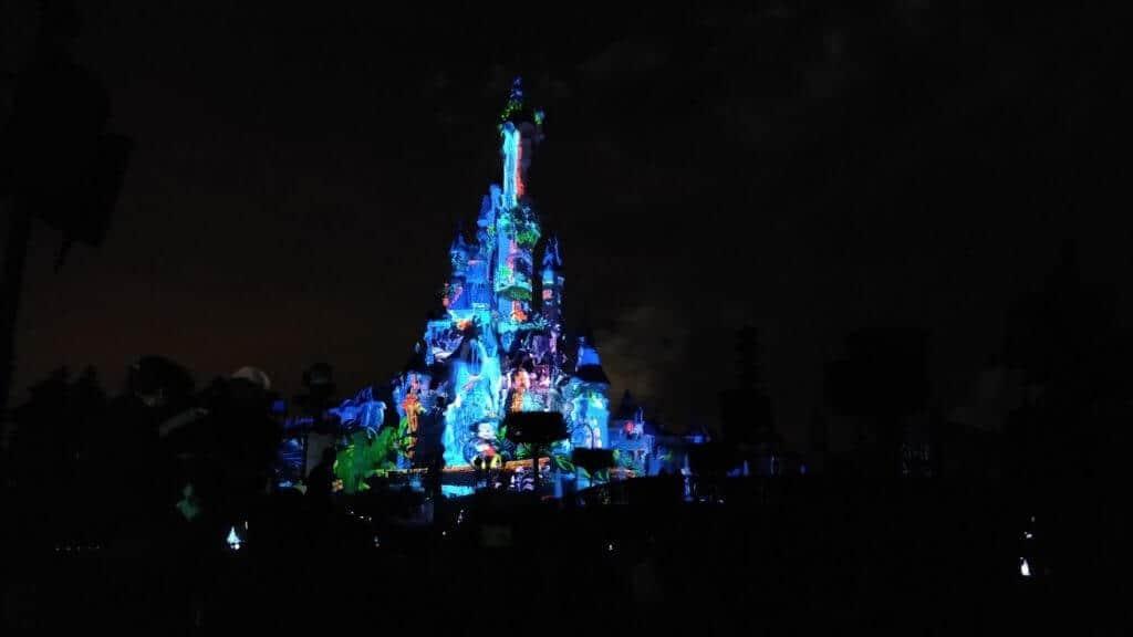 Disneyland Paris Illuminations Show