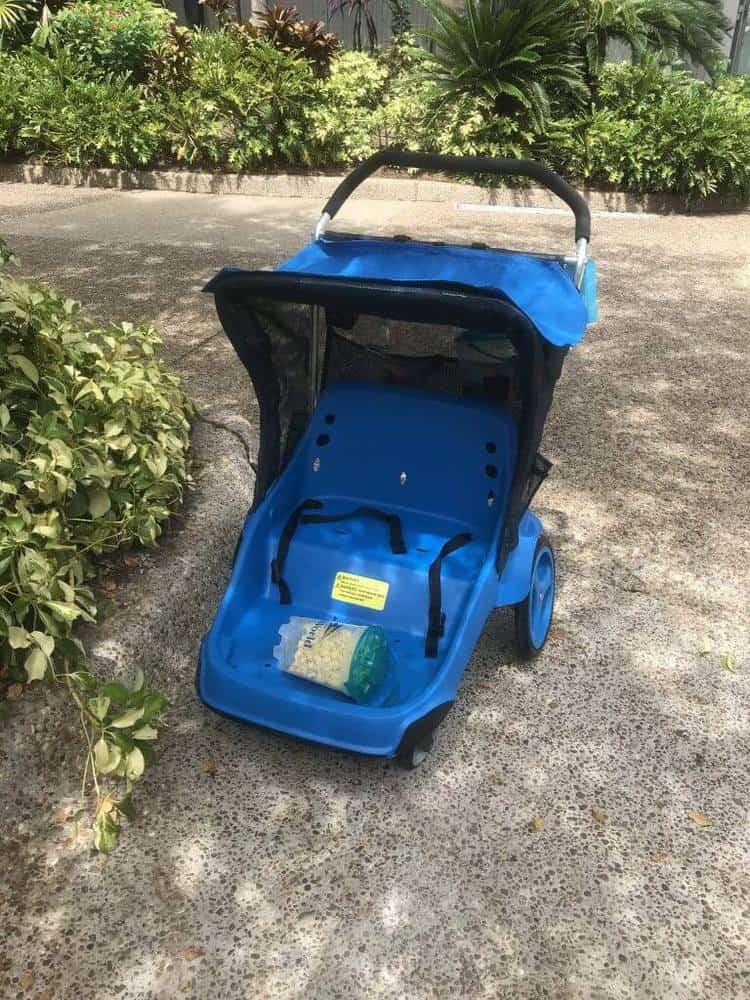 Seaworld Orlando Florida Stroller