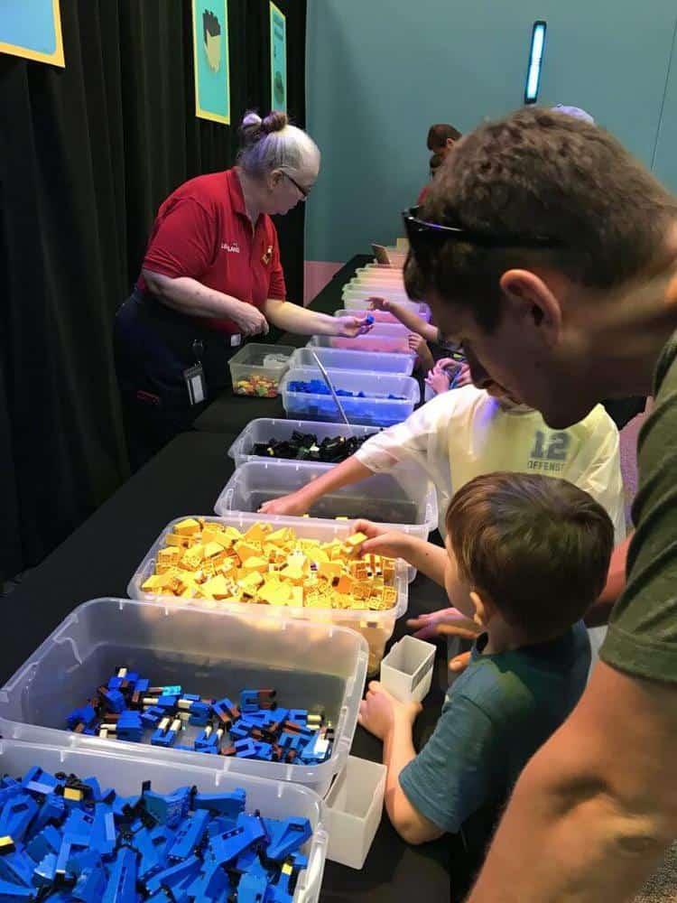 Build a Minilander LEGOLAND Florida