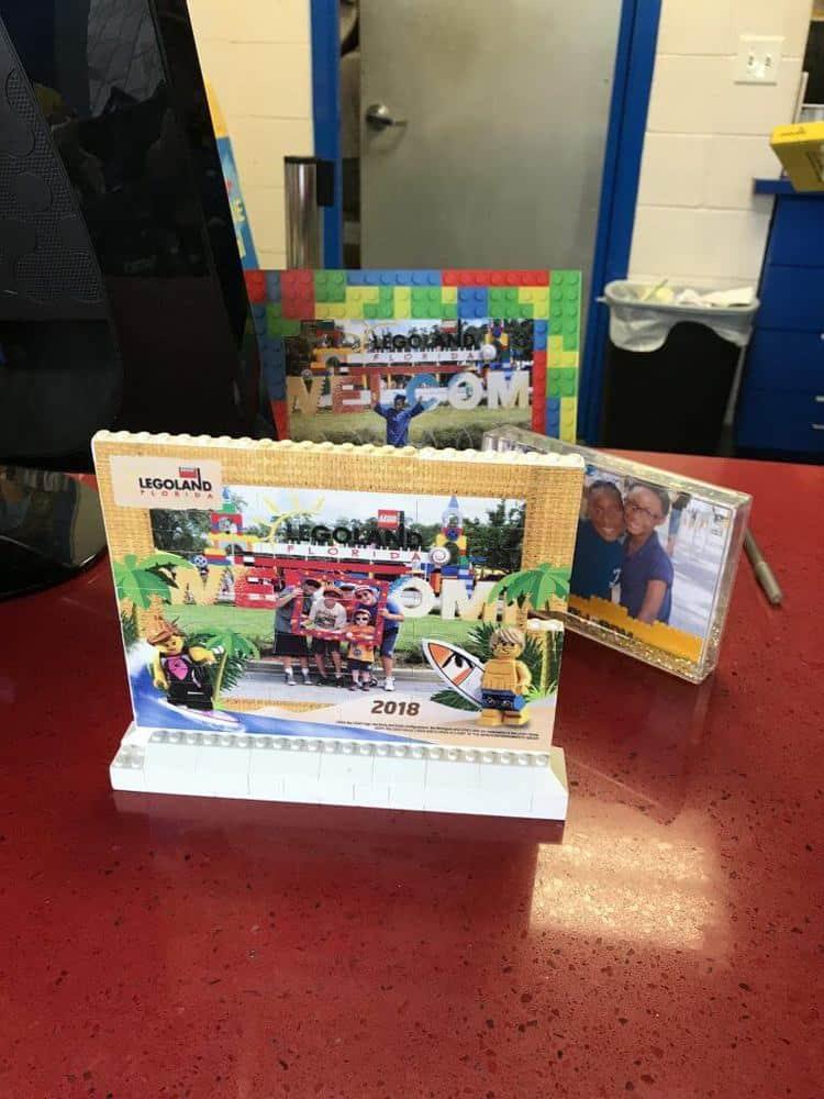 Souvenirs in Legoland Florida