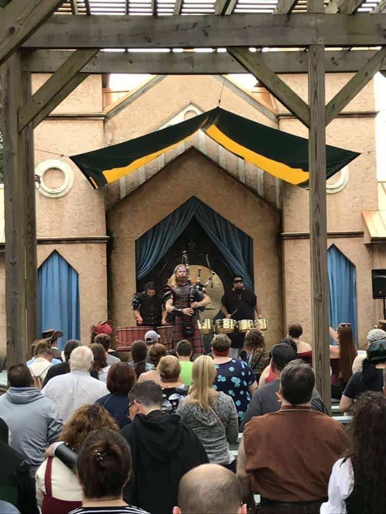 maryland renaissance festival Cu Dubh