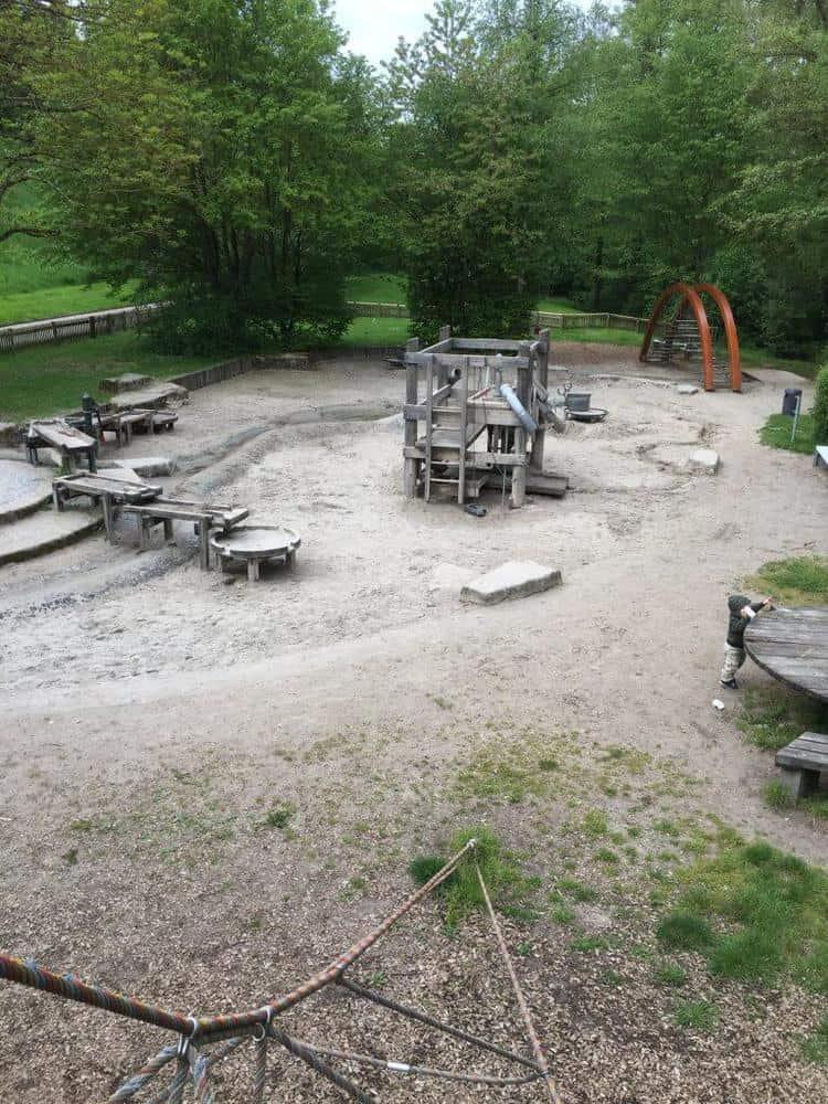 Spielplatz Sommerhofenpark