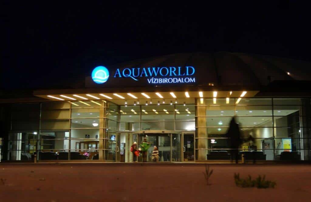 Aquaworld Budapest, Hungary