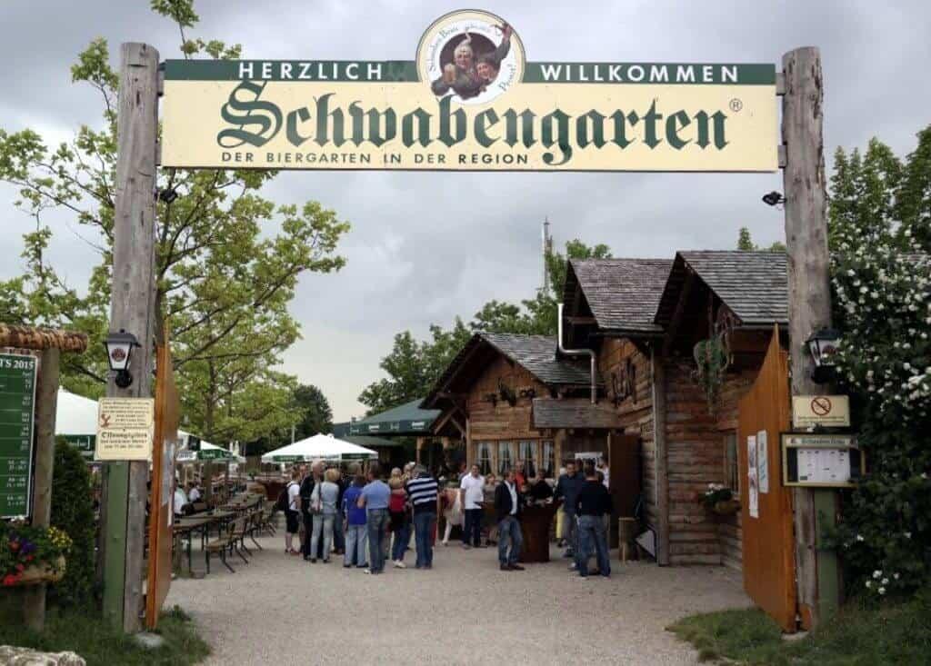 Schwabengarten, Stuttgart, Germany