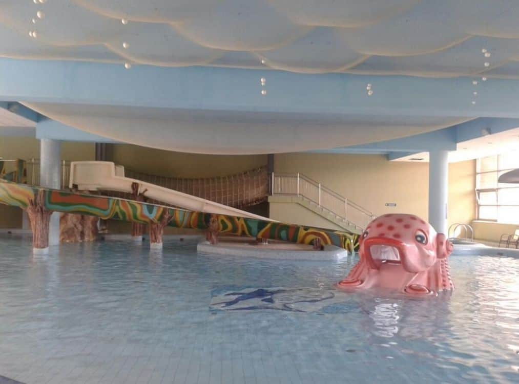 Aquaworld Kids Zone in Budapest, Hungary