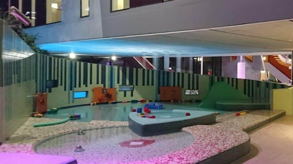 Sports and spa center Fildorado , Germany