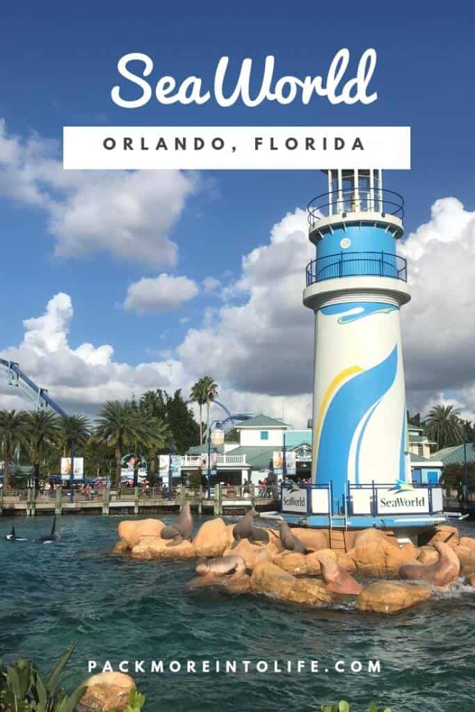Seaworld, Orlando, Florida