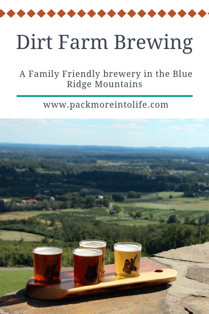 Dirt Farm Brewing | Blue Ridge Mountains |