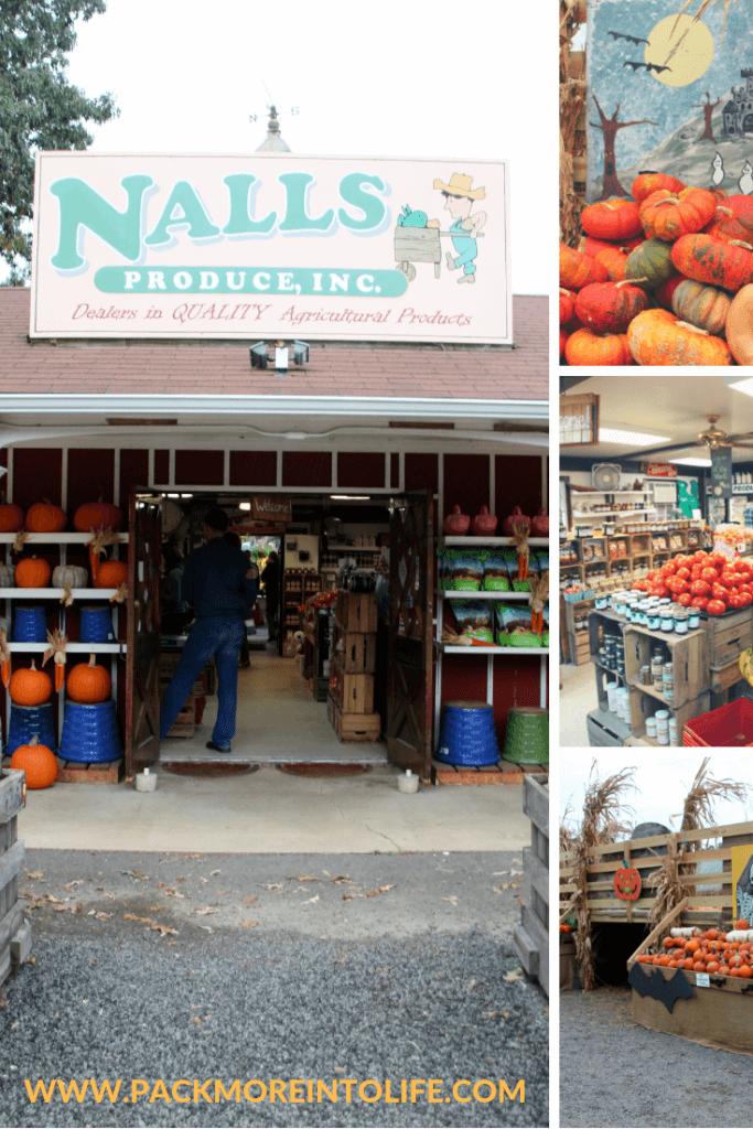 Nalls Produce Alexandria, VA