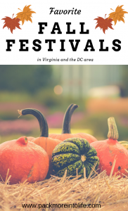 Favorite Fall Festivals in Virginia