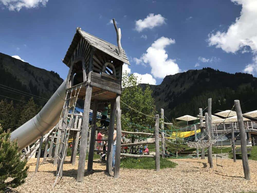 Bort Alpine Playground