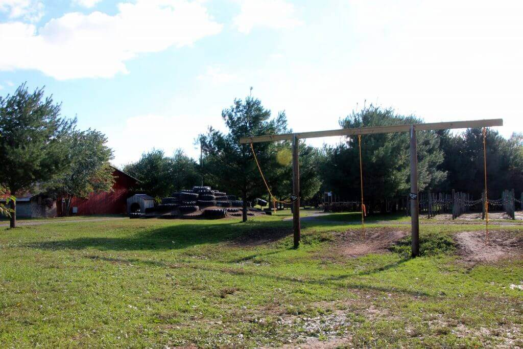Great Country Farms Bluemont, Virginia swings