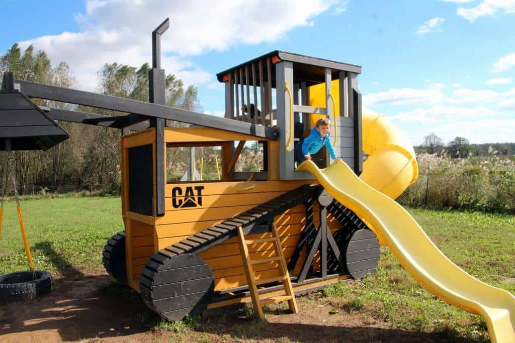 Great Country Farms Bluemont, Virginia playground