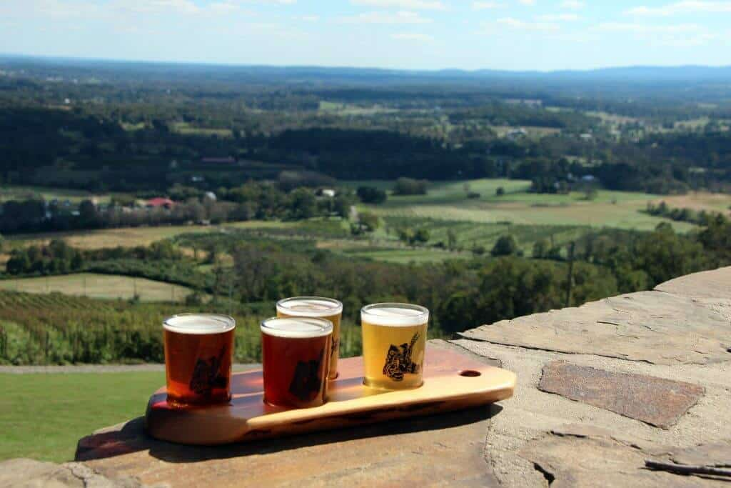Dirt Farm Brewing | Blue Ridge Mountains | Beers