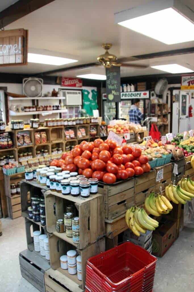 Nalls Produce farmers market shop