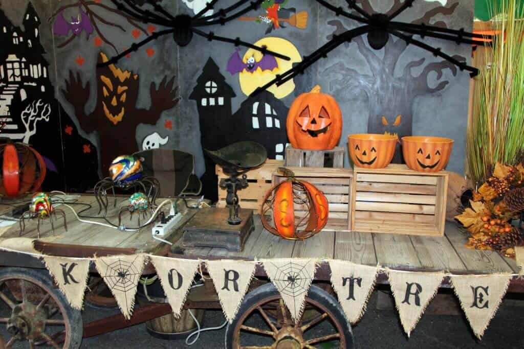 Burke Nursery Pumpkin Playground