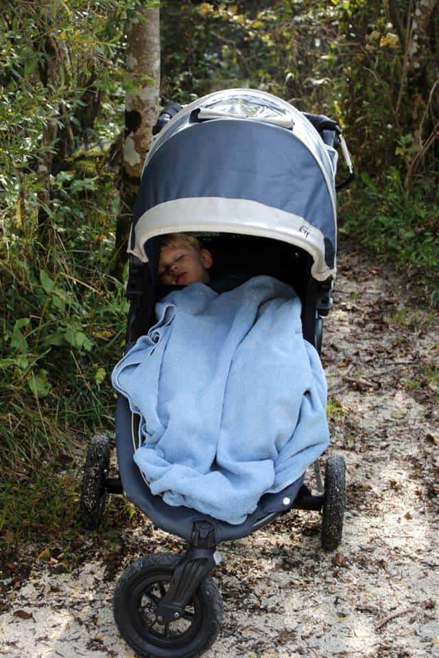 City mini GT Baby Jogger stroller