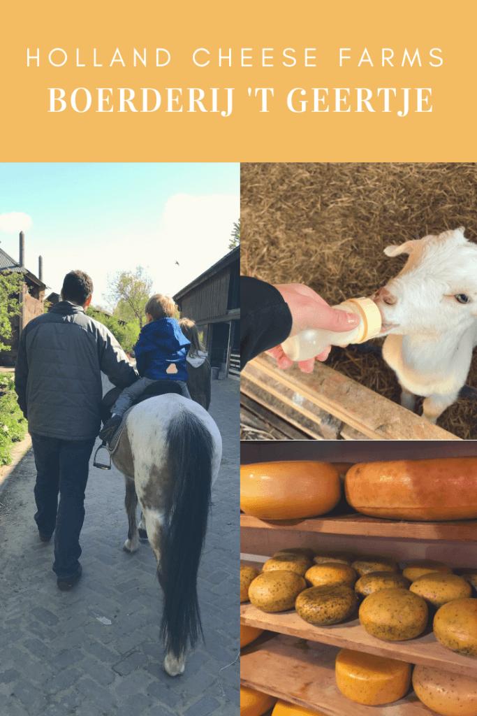 Boerderij 't Geertje Cheese Farm