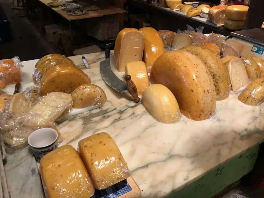 Clara Maria Holland Cheese