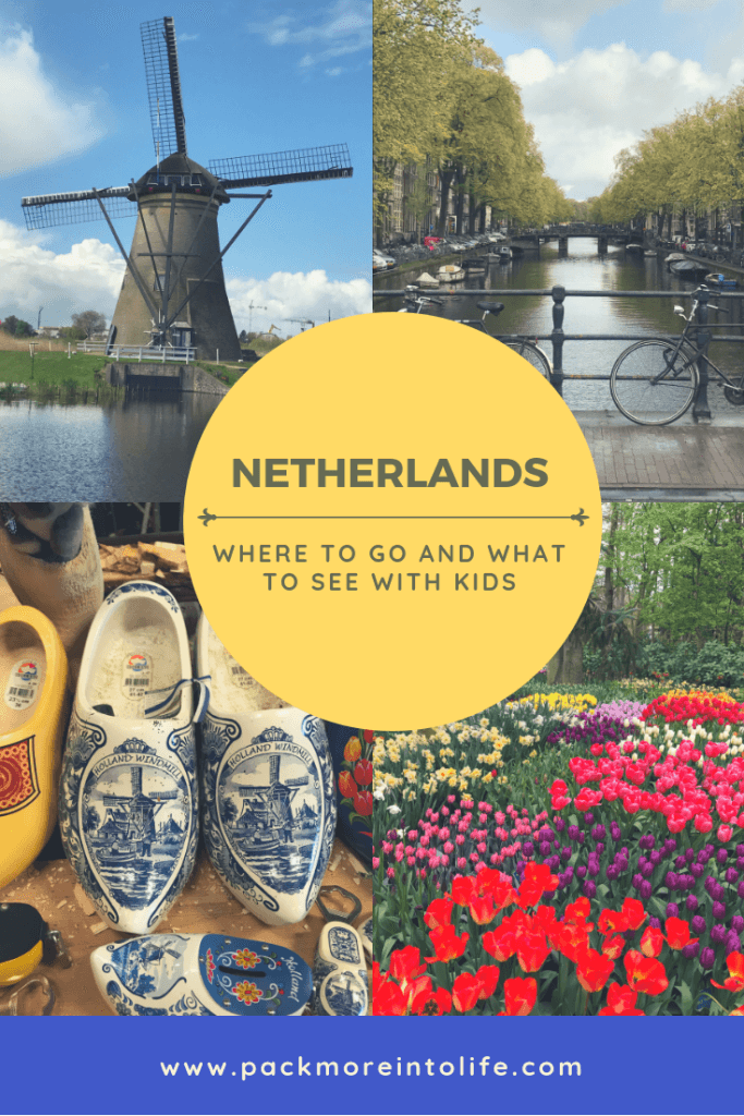 Netherlands, European travel with kids