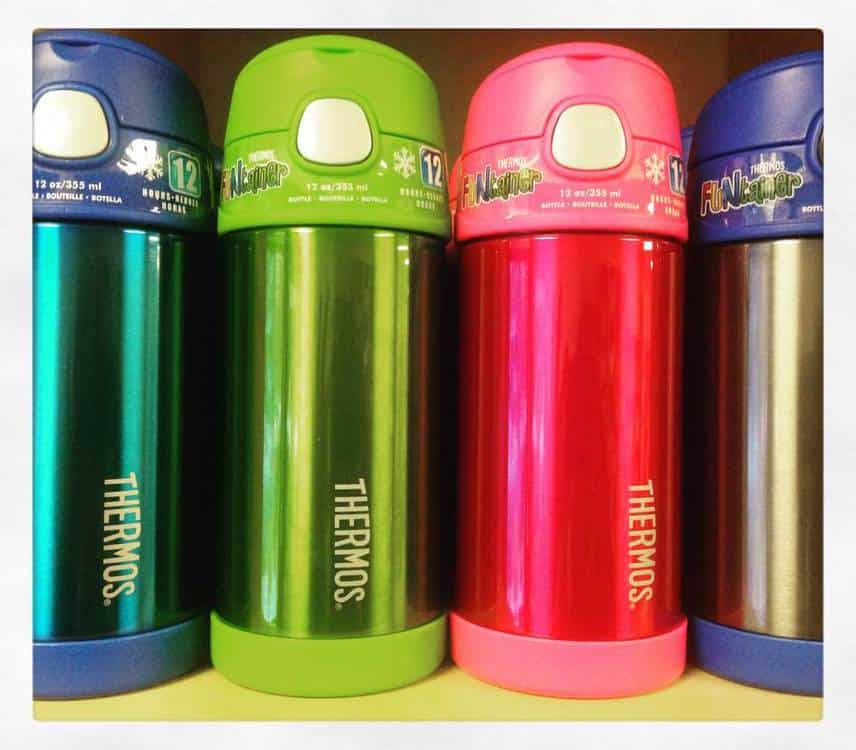 Thermos Funtainer Bottles