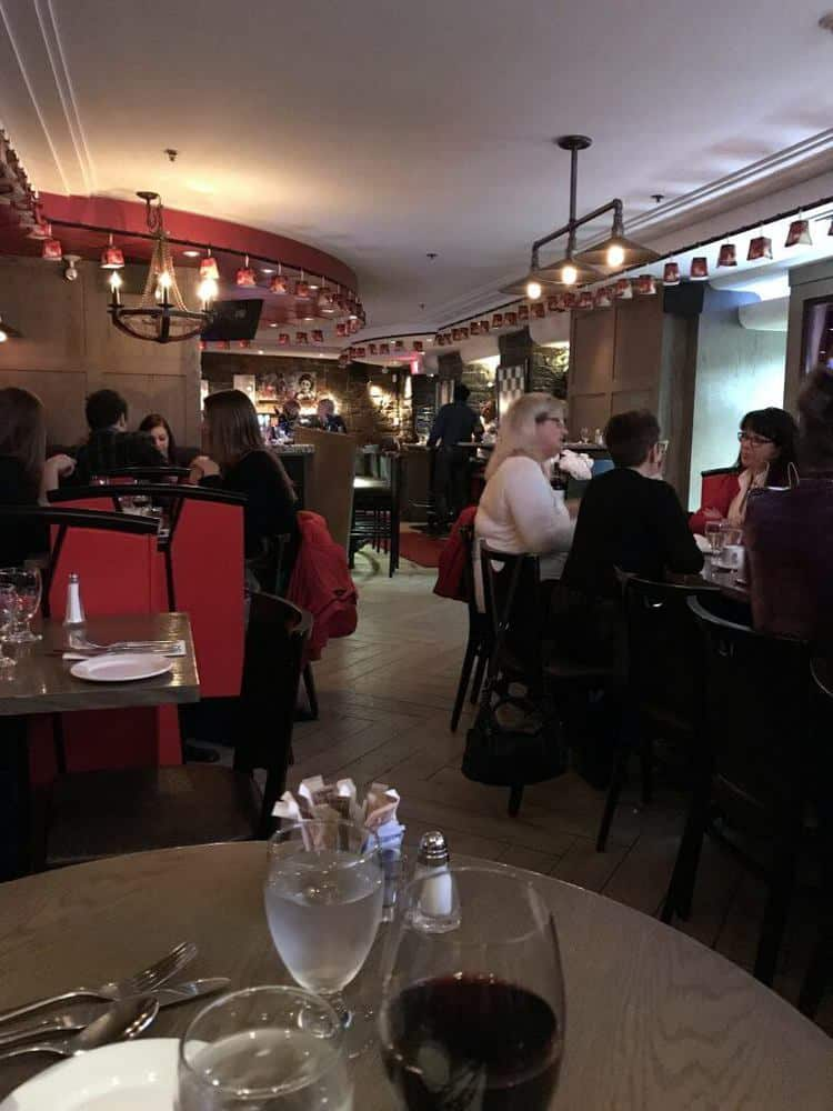 Portofino - Restaurant Italien du Vieux-Québec