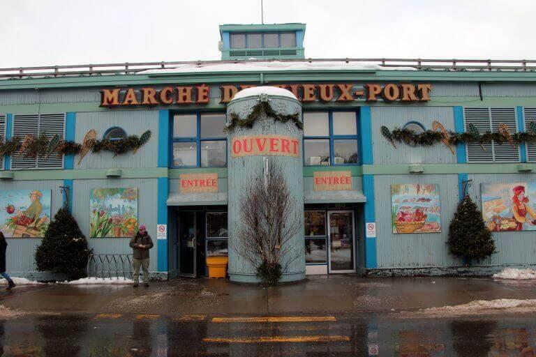 Market Old Port of Quebec a must visit attraction in Quebec City
