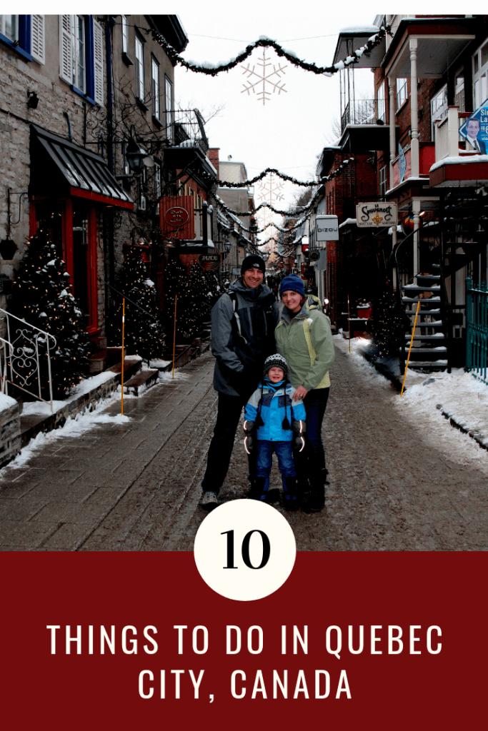 Pinterest Quebec City Image
