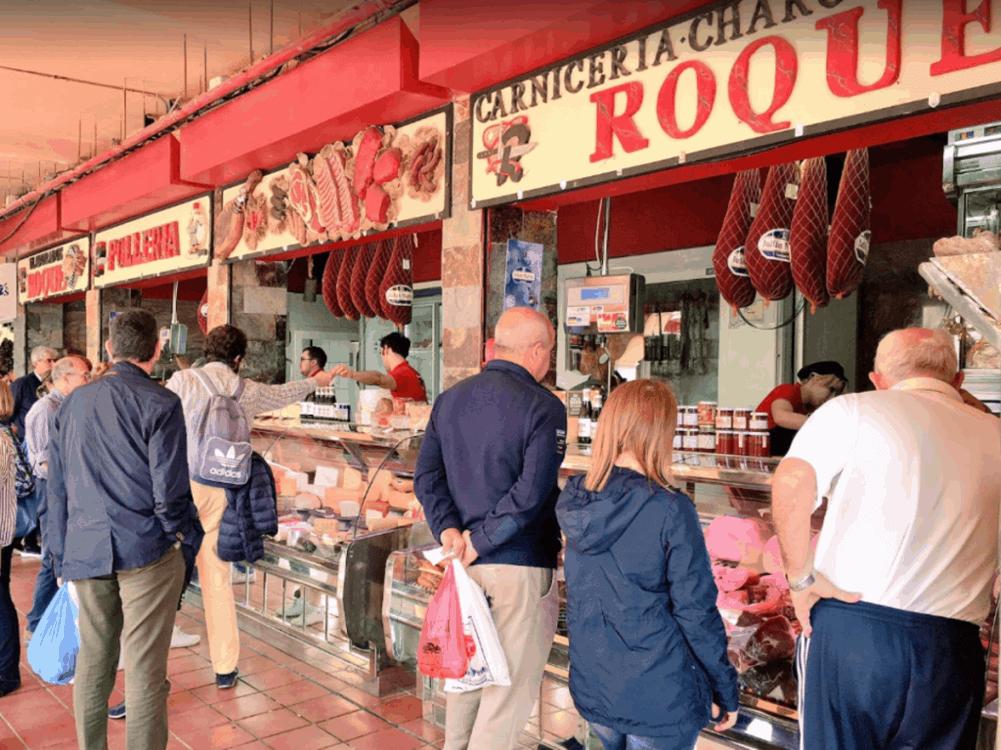 Tenerife Guide: African Market in Santa Cruz